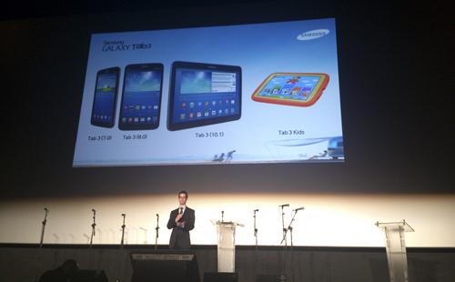 Las nuevas Tab 3 ponen el listón muy alto dentro del mercado de tablets