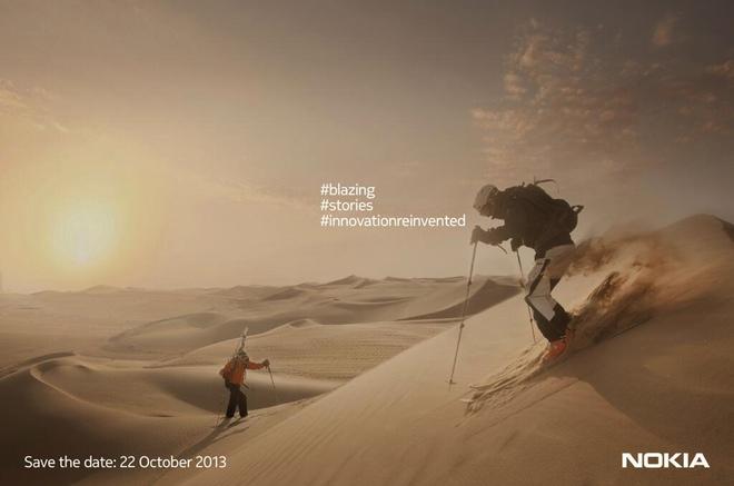 Un misterioso anuncio de Nokia