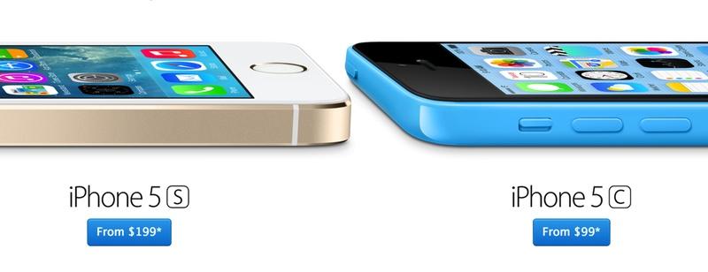 Los nuevos iPhone, ya a la venta