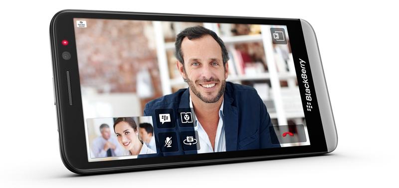 El nuevo BlackBerry Z30