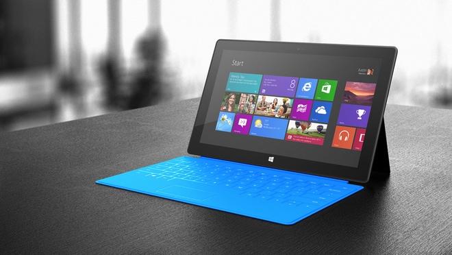 Una nueva Microsoft Surface
