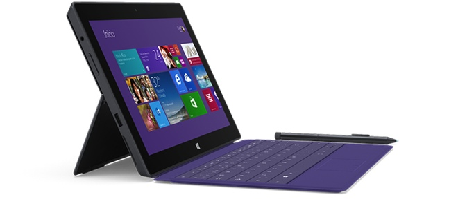 La tablet más potente, Surface Pro 2