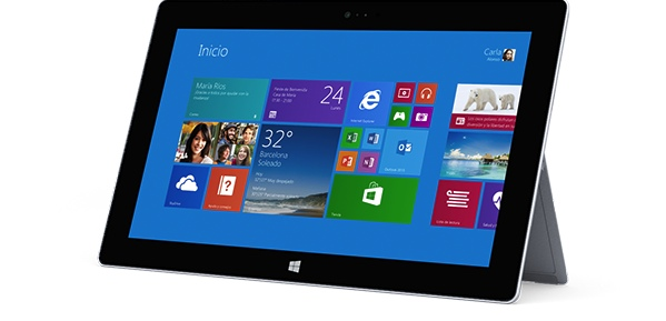 Surface 2, la alternativa de Microsoft a las tablets Android e iPad