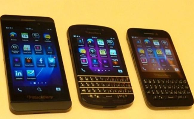 BlackBerry no añadirá nuevos miembros a la familia próximamente