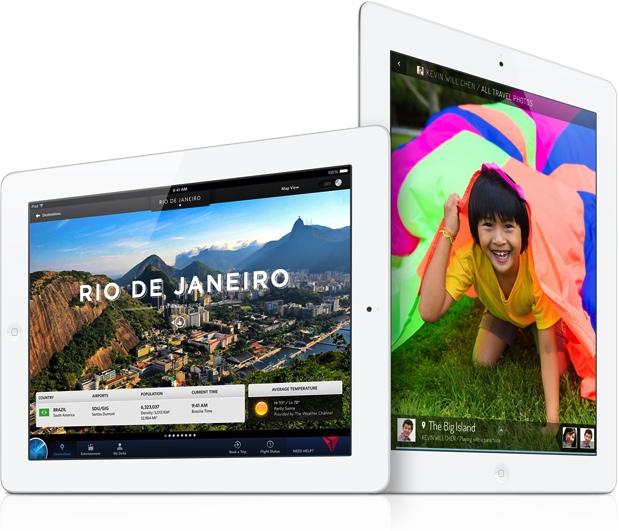 Los iPad de Apple se tienen que renovar