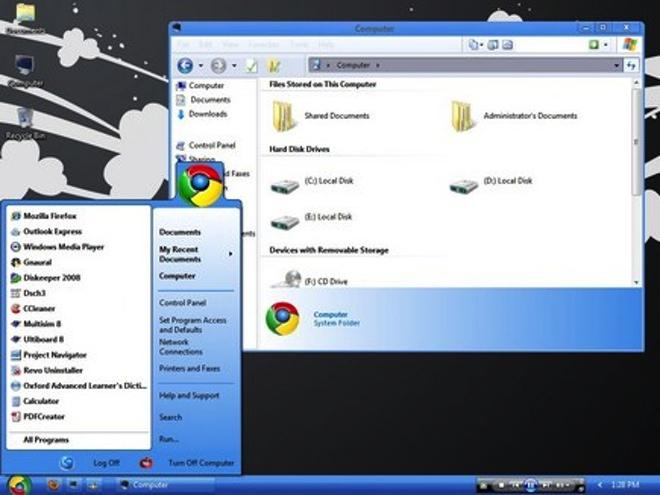 Google Chrome para Windows XP hasta 2014