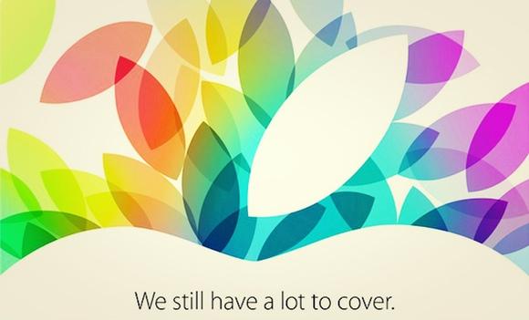 Es muy probable que la compañía de Cupertino nos muestre sus nuevos iPad