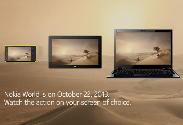 Nokia nos invita a su conferencia del 22 de Octubre en Abu Dhabi