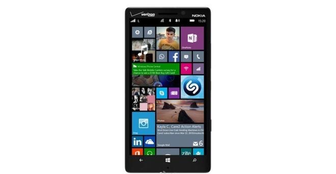 El Nokia Lumia 1320 es una de las últimas apuestas de la marca finlandesa