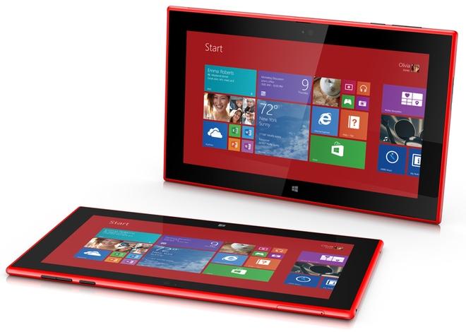 Nokia Lumia 2520, la primera tablet de Nokia