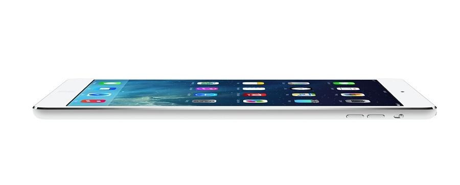 El nuevo iPad Air que estará disponible a partir del 1 de noviembre