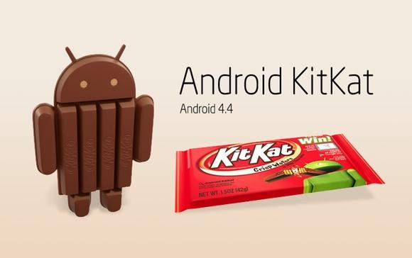 Android KitKat se irá extendiendo lentamente a gran cantidad de dispositivos