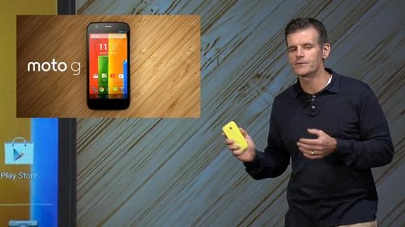 Presentación oficial de Moto G, el nuevo smartphone de Motorola