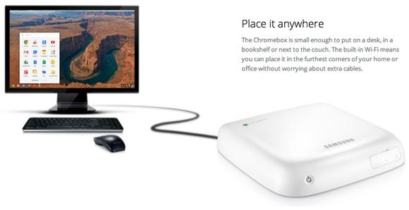 Asus también se encargará de fabricar Chromebox al igual que hace Samsung