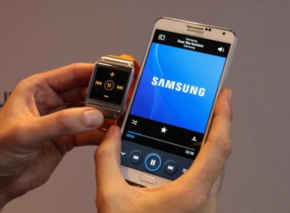 Su nuevo smartwatch es una extensión bluetooth de el teléfono para controlar las funciones básicas