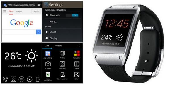 Pese a la pequeña pantalla, un navegador podría conseguir un mayor interés por estos dispositivos