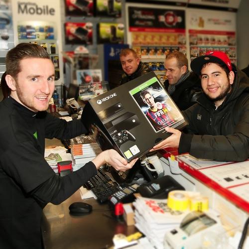 Xbox One vende un millón de unidades en 24 horas