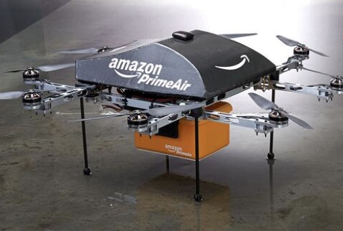 Los nuevos drones podrán transportar pedidos de hasta 2,2 kg
