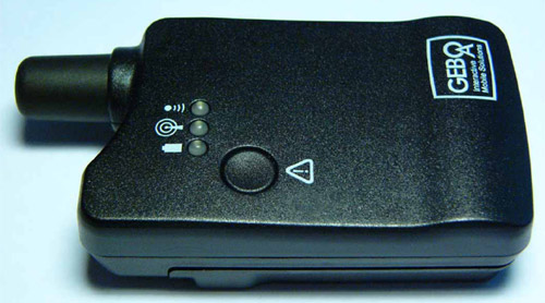 Omniscout, GPS portable
