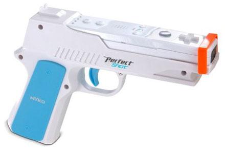 Nuevo accesorio para Wii