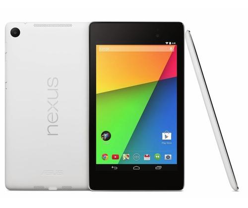 Nexus 7 está disponible en el mercado desde Julio de 2013