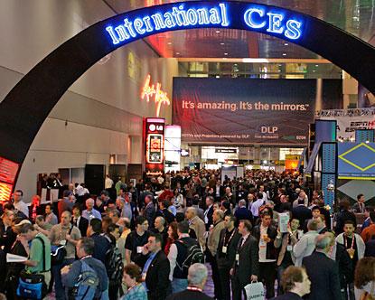El CES acoge cada año a miles de visitantes