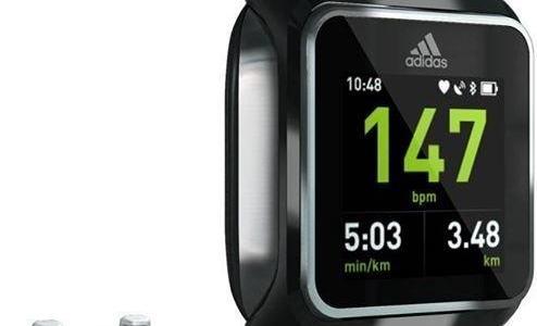 La marca deportiva Adidas se estrena en el campo de los smartwatch