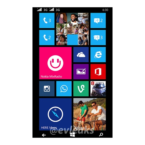 Se trataria del primer Windows Phone con Dual SIM