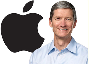 Tim Cook actual presidente de Apple