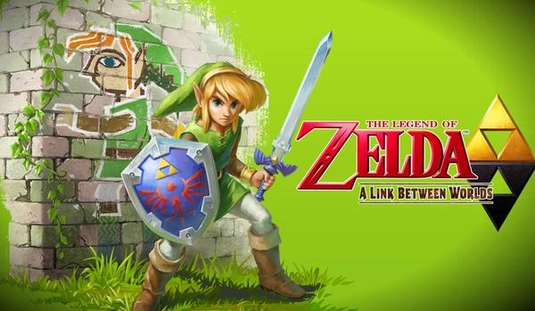 A Link Between Worlds es uno de los videojuegos más vendidos del año