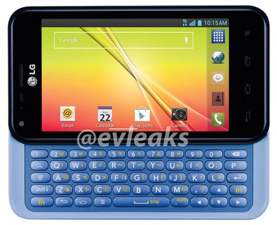 El LG Optimus F3Q es el modelo filtrado