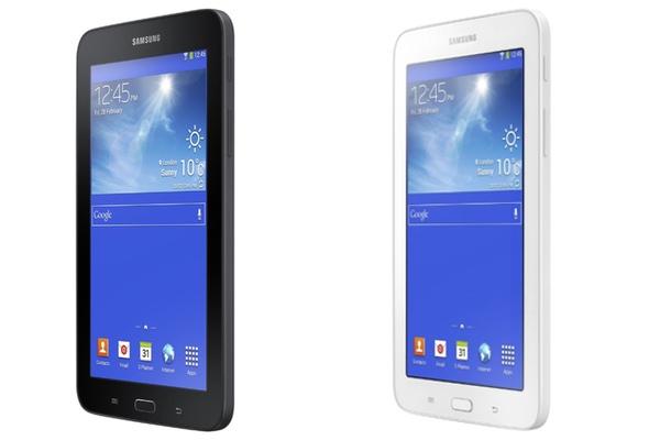 El modelo reducido de la tablet de Samsung