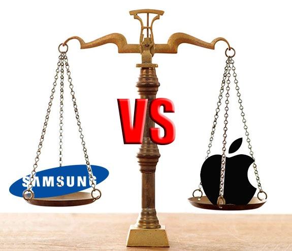 Un duro pulso entre las dos compañías que dominan el mercado móvil