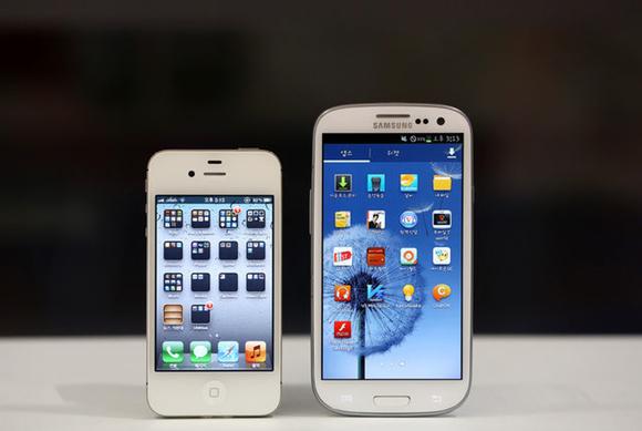 Si Samsung y Apple hicieran un trato, los problemas se solucionarían sin más gastos