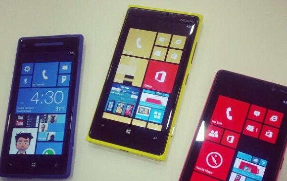 Windows Phone dispone de menos aplicaciones que la competencia