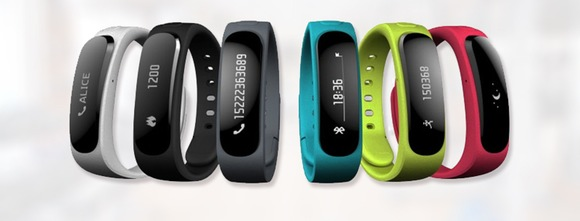 TalkBand B1 estará disponible en diversos colores