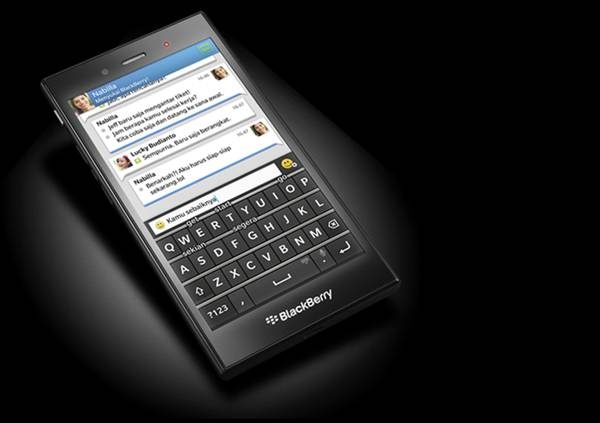 El Blackberry Z3, una apuesta en Indonesia
