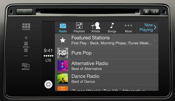 Podremos acceder a toda nuestra música en el coche con Carplay