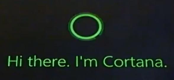 Así es Cortana, el Siri de Microsoft