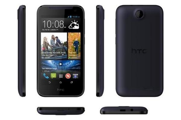 Este es el nuevo terminal HTC Desire 310