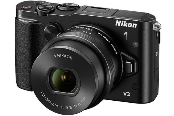 La nueva Nikon 1 V3, la más compacta de la gama