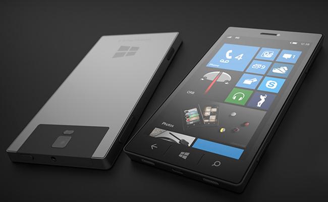 Smartphone Surface, ¿será este el aspecto del teléfono?