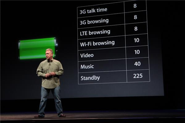 ¿Solucionará Apple el problema de autonomía?