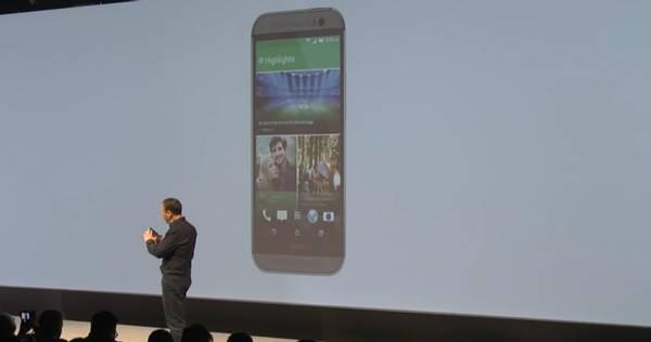 Directo: HTC presenta el nuevo HTC One