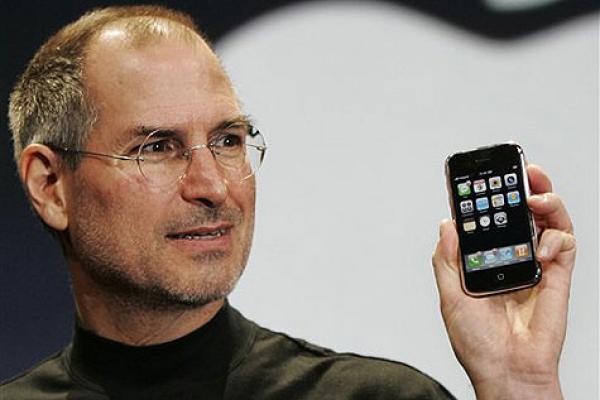 Steve Jobs estaba entusiasmado con el proyecto final