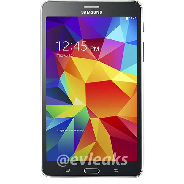 El Samsung Galaxy Tab 4 de 7 pulgadas