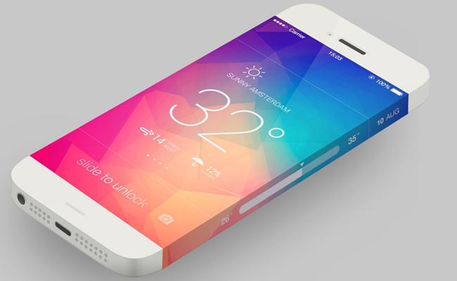 Concept del iPhone 6