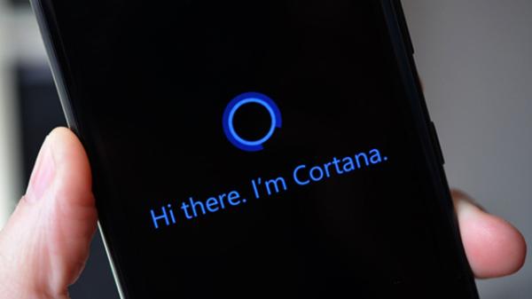 Este es el aspecto de Cortana