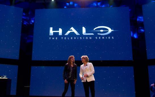 La serie de Halo sera producida por Spielberg