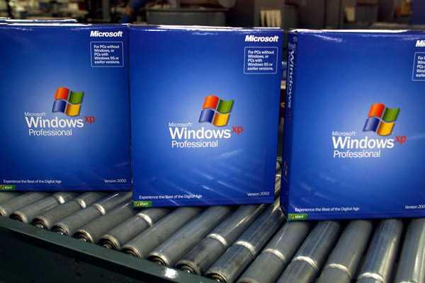 El 25% de los ordenadores españoles usan XP